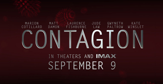 First Trailer For Steven Soderbergh's Contagion