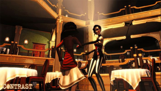 The PlayStation 3 Version Of Contrast Launches Next Week