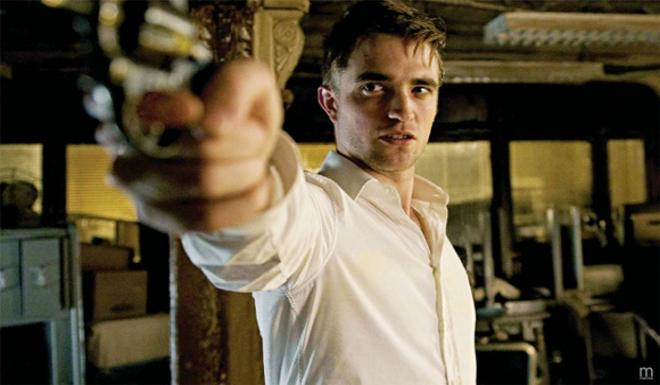 Robert Pattinson Is Very Cosmopolitan In Cosmopolis