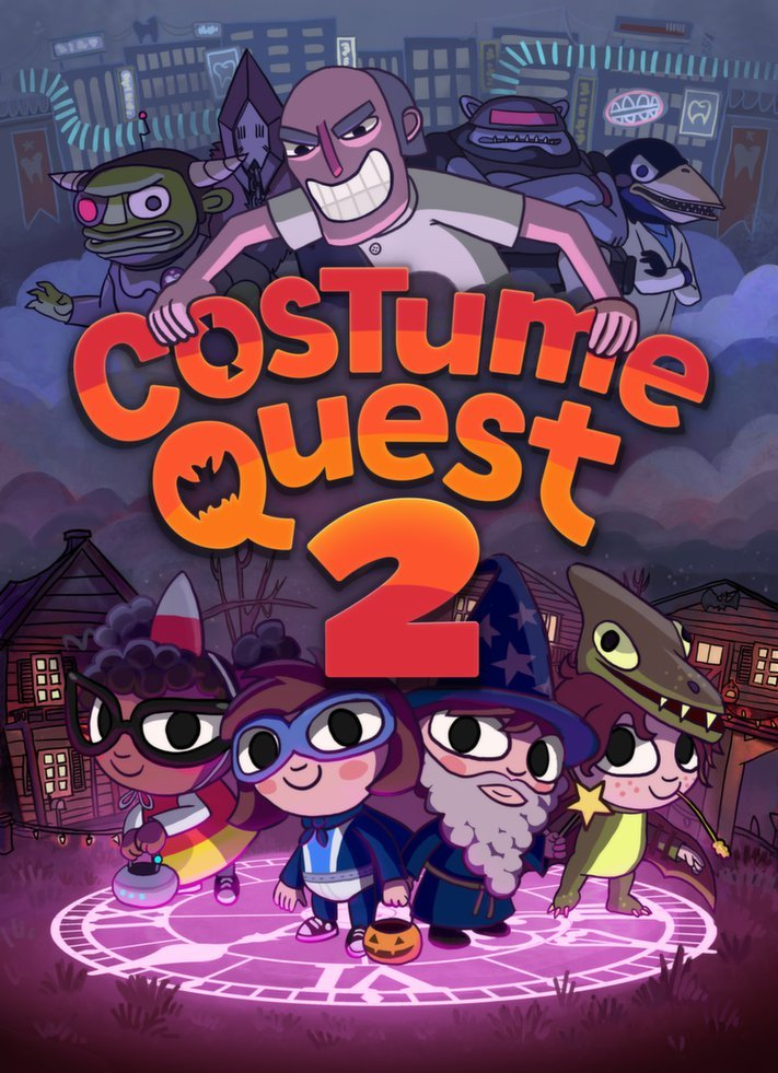 Costume Quest 2 Review