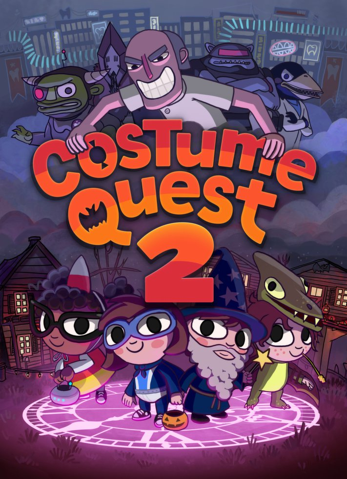 Costume Quest 2 (2014/ENG) | RePack By Cat-A-Cat