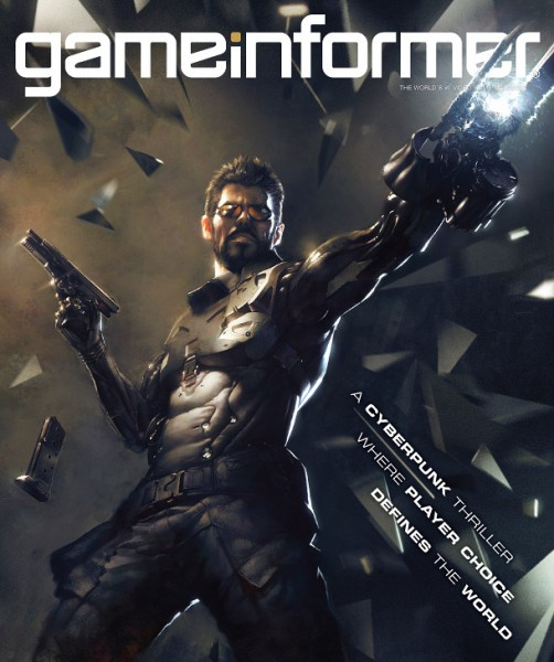 [Updated] It's Official: Deus Ex: Mankind Divided Is In The Works For PS4, Xbox One And PC