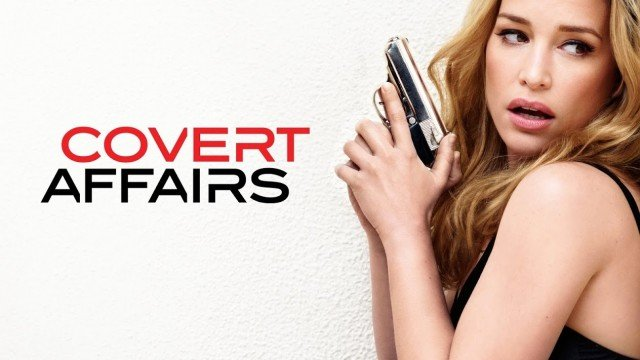 Covert Affairs Canceled After Five Seasons