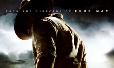 Movie Poster For Cowboys & Aliens Revealed