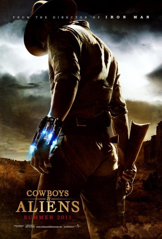 Cowboys & Aliens Review