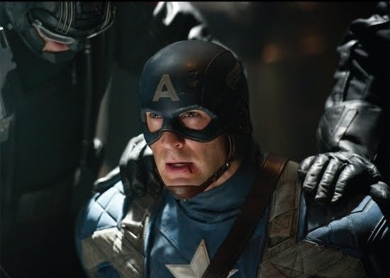 cpt Captain America: The First Avenger Review