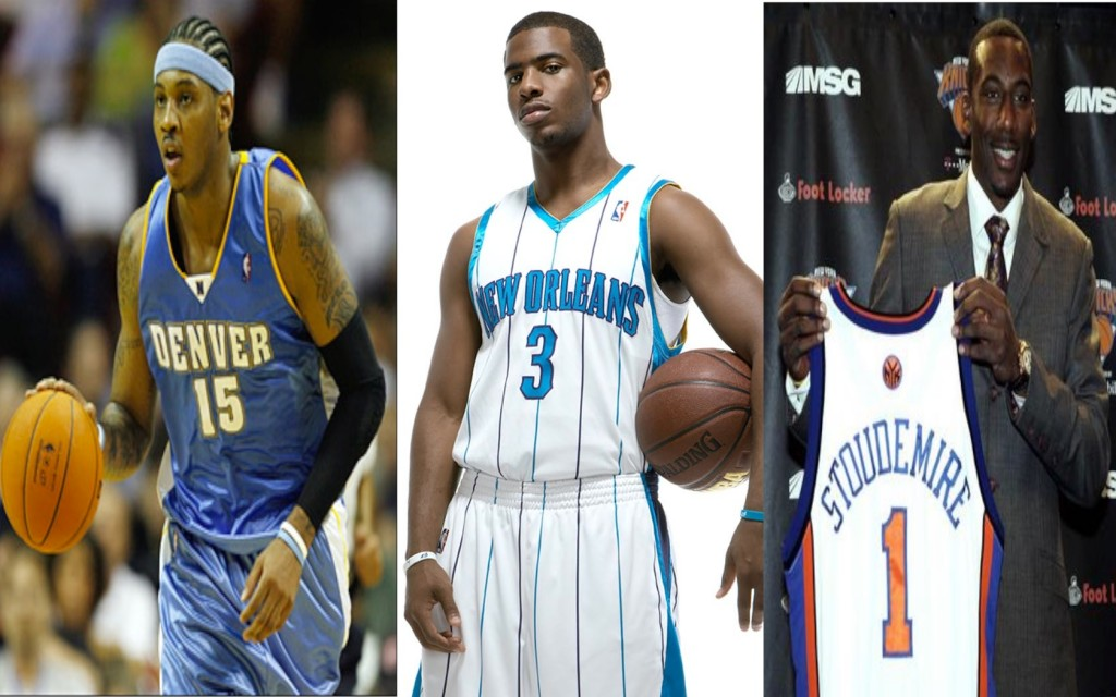 Potential Big Three