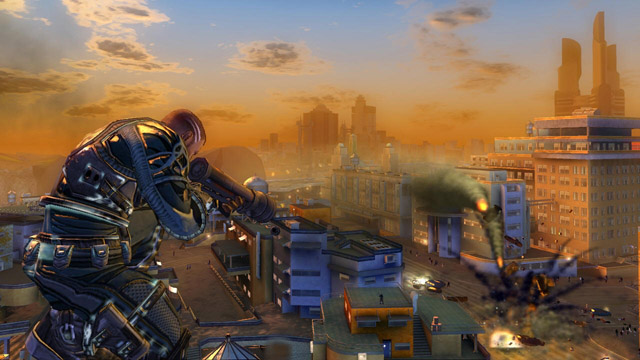 Crackdown 2 Developers Working On A Next-Gen Game Due In 2014