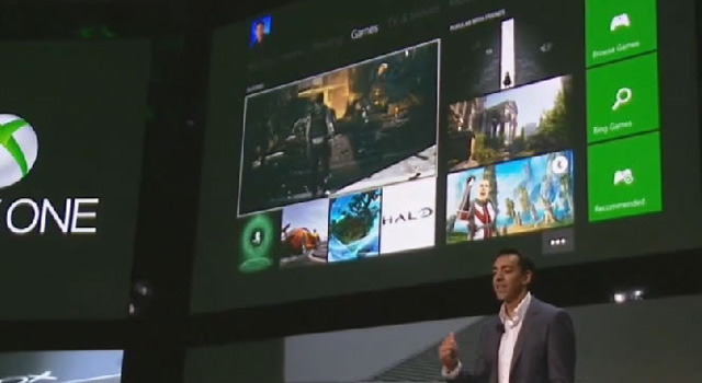Crackdown Orb Spotted At Xbox One Press Conference