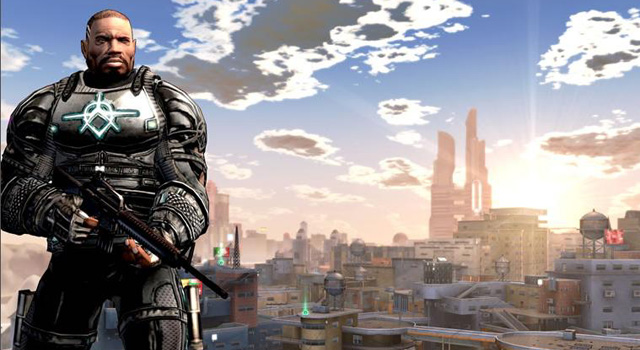 New Crackdown Game Coming To Xbox One