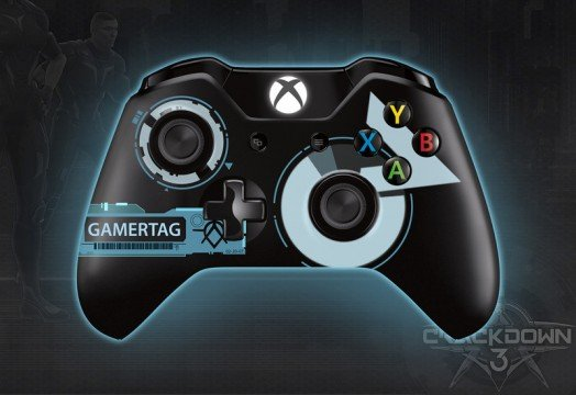 There's A Limited Edition Crackdown 3 Controller, But You Can't Buy It