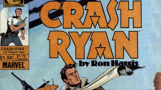 Movie Adaptation Of Marvel's Crash Ryan Comic In The Works
