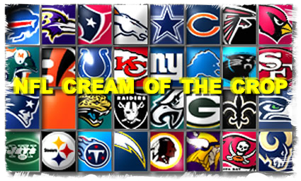 creamofthecrop NFL Cream Of The Crop   Week #1