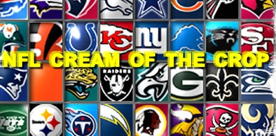 creamofthecrop9 NFL Cream Of The Crop   Week 7