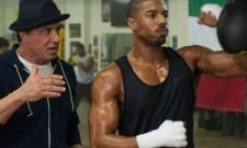 Sylvester Stallone Teaches Michael B. Jordan The Tricks Of The Trade In New Creed Stills
