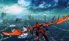 Kinect Exclusive Crimson Dragon Launches Next Month In Japan