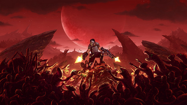 Twin-Stick Shooter Crimsonland Comes To The PlayStation 4 On July 15