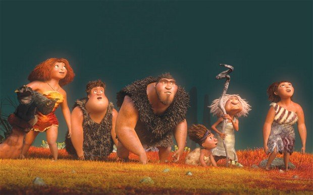 Picture for review of the Croods