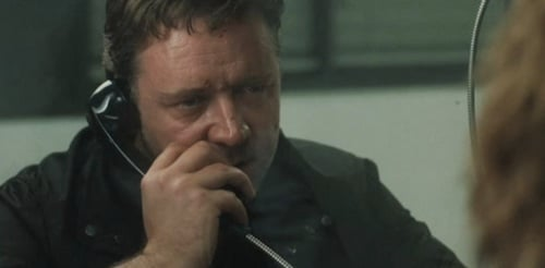 Russell Crowe Interested In Directing Cop Drama