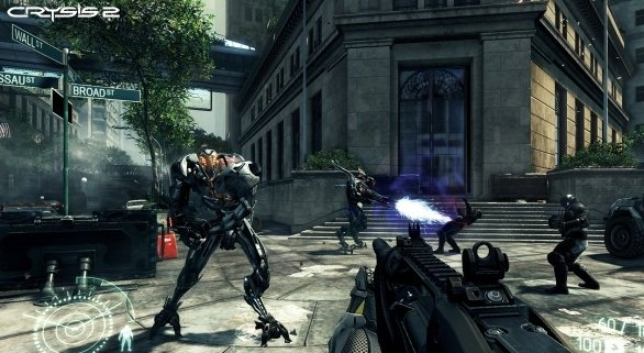EA Closes PS3 Crysis 2 Demo To Fix Problems