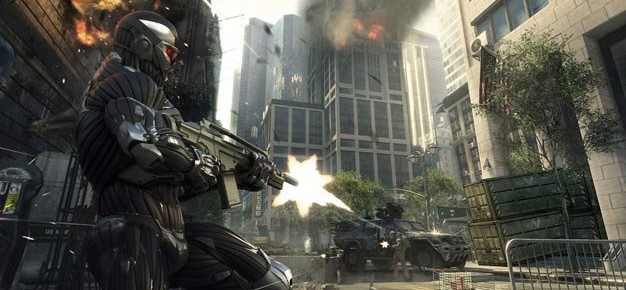New Crysis 2 Trailer Released