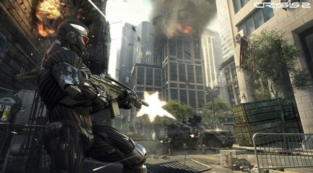 Crysis 2: The First 25 Minutes