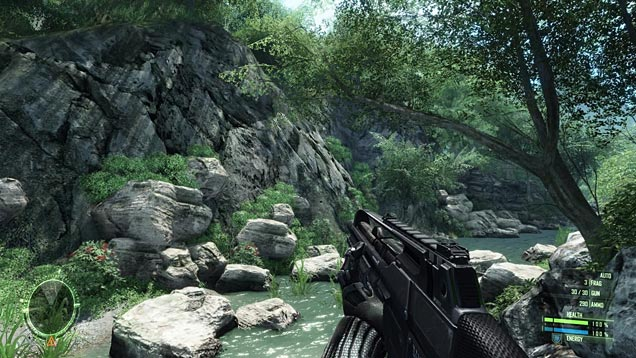 Crysis 2 Easter Egg Found