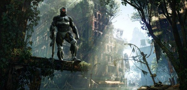 Crysis 3's Hunter Mode Multiplayer Uncloaked At Gamescom