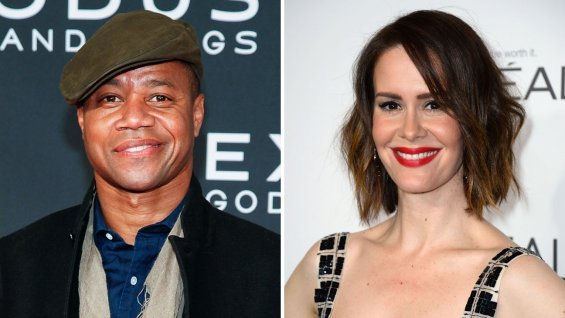 Cuba Gooding Jr. And Sarah Paulson Join FX's American Crime Story: The People V. O.J. Simpson