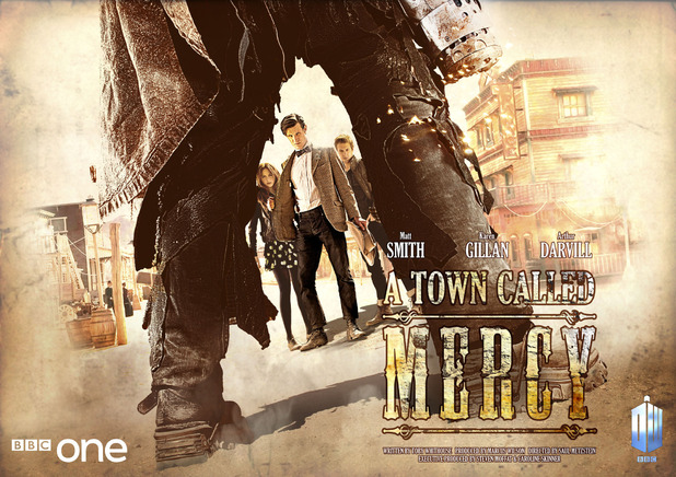 "Doctor Who Review: ""A Town Called Mercy"" (Series 7, Episode 3)"