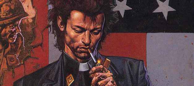 Dominic Cooper Confirmed As AMC's Preacher Jesse Custer