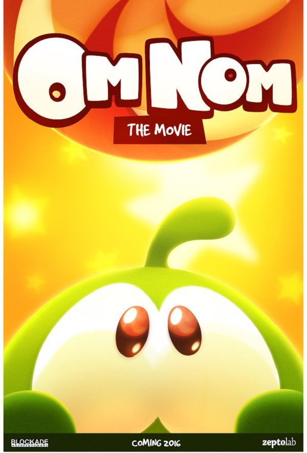Cut The Rope Movie Inexplicably Happening