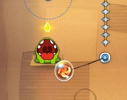 cut the rope11 5 Popular Mobile Apps With Disturbing Implications