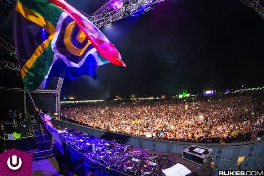 Check Out The Full Lineup For Ultra South Africa