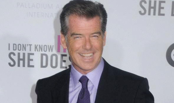 Pierce Brosnan Will Head To The I.T. Department