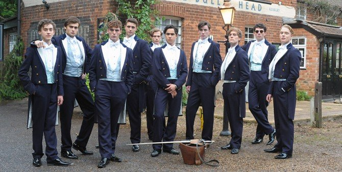 The Tea & Crumpet Filmcast: The Riot Club, 20,000 Days On Earth And A Walk Among The Tombstones (Episode 6)
