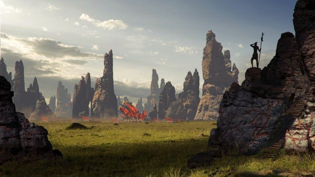 Dragon Age III Details, Concept Art Revealed