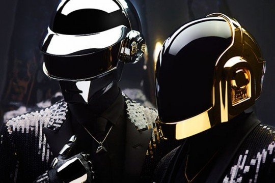 Leaked Festival Poster Hints At Daft Punk As Headliners