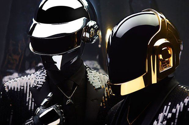 Daft Punk Rumored As Glastonbury Headliners