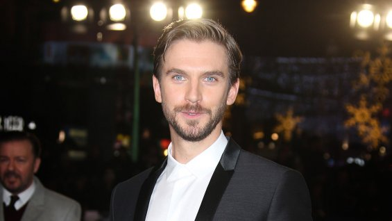 Dan Stevens Boards Beauty And The Beast