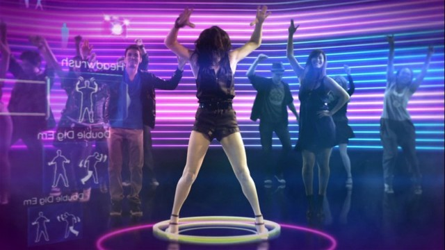 Shake It With Dance Central 2