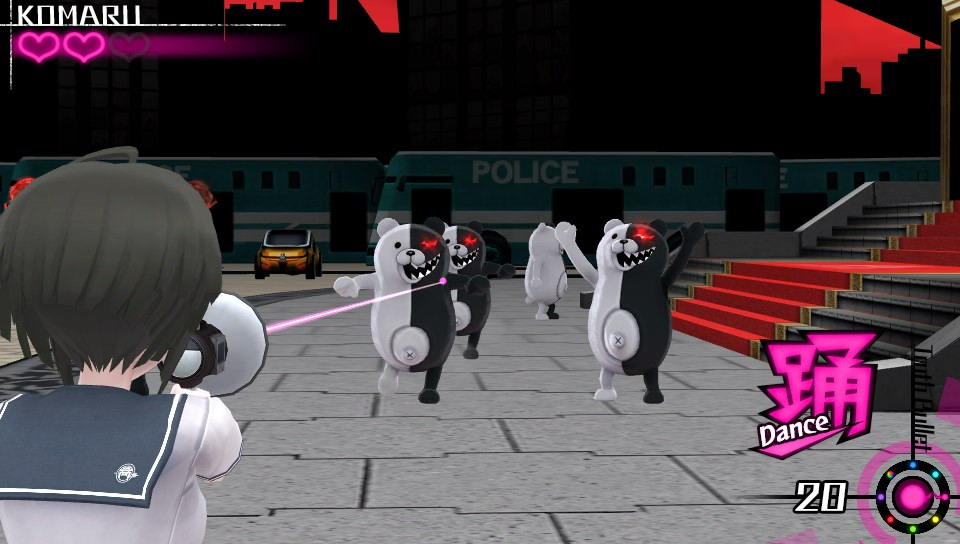 New Screenshots For Danganronpa Another Episode Hit The Web