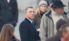 First Look: Daniel Craig On The Set Of Next James Bond, Skyfall