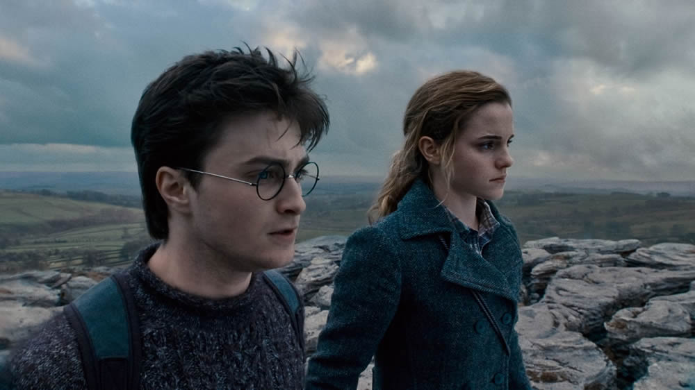 harry potter and the deathly hallows part 1 blu ray cover. Now after 13 years of Harry