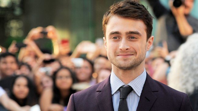 Daniel Radcliffe Eyeing You Shall Know Our Velocity