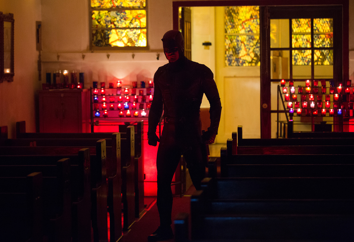 More Daredevil Season 2 Images Give Us Another Look At The Punisher