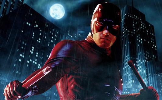 Frank Miller's Born Again To Be Source For Daredevil Reboot