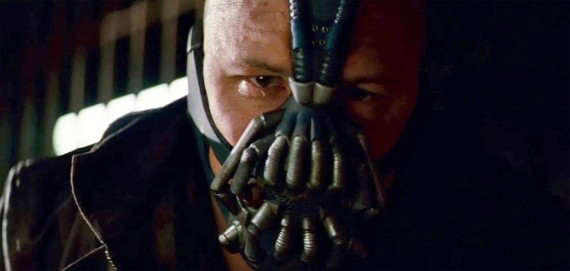 The Dark Knight Rises' Tom Hardy And Christopher Nolan Discuss Bane