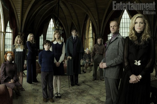First Official Image From Dark Shadows