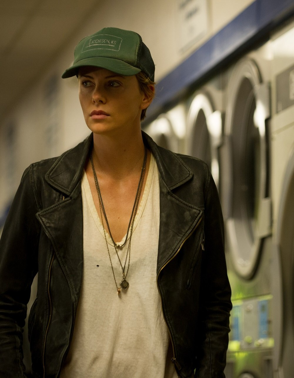 Charlize Theron Looks Tough In First Image From Dark Places